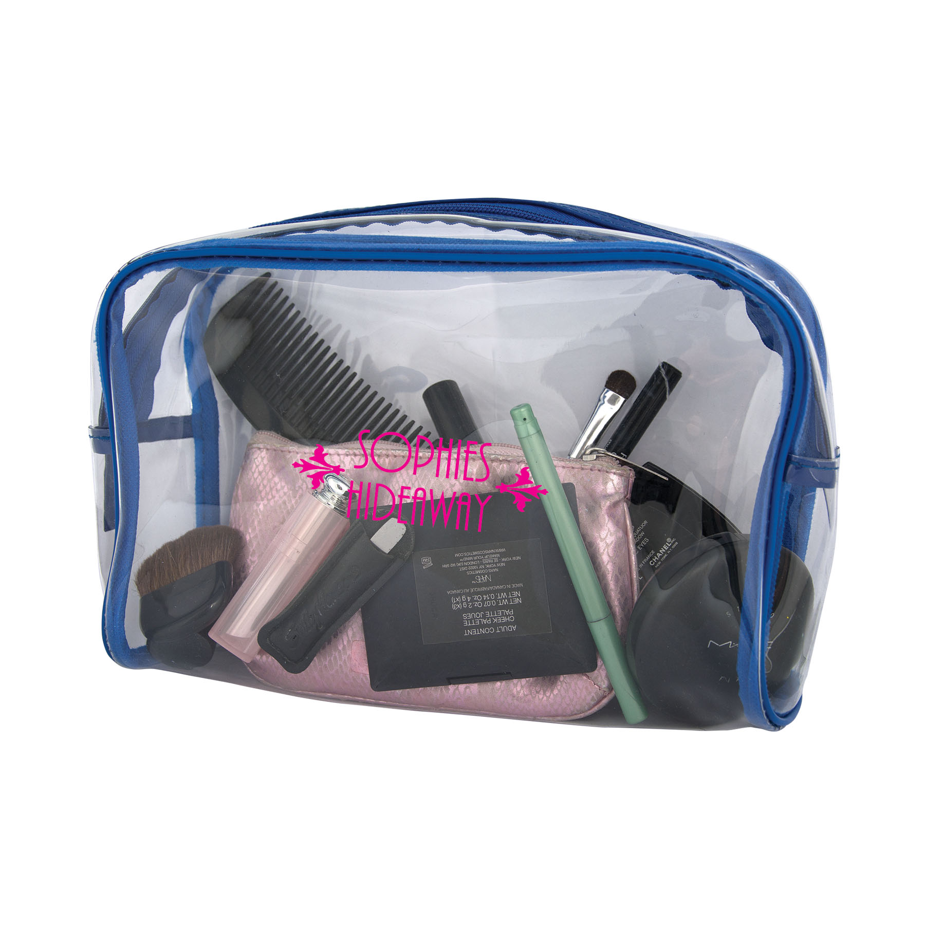 Falleg Toiletry Bag, P8964, 1 Colour Imprint