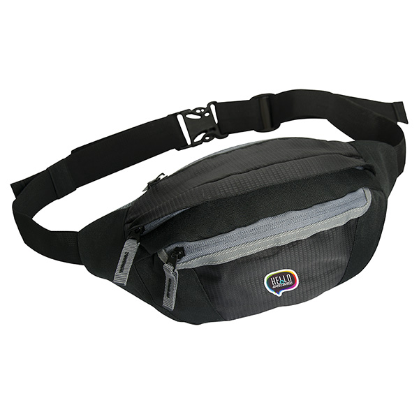 Event Rider Waist Pack, P9195, 1 Colour Imprint