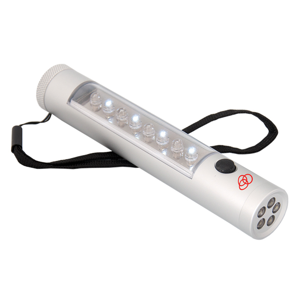 LED Safety Flash Light, FL4910, 1 Colour Imprint