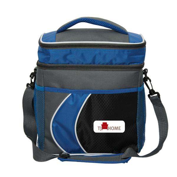 Ice Castle Dual Compartment Cooler, CB6657, 1 Colour Imprint