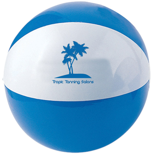 Beach Ball, B1822, 1 Colour Imprint