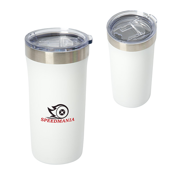 Park Avenue 600 Ml. (20 Oz.) Travel Mug, DA9432, 1 Colour Imprint