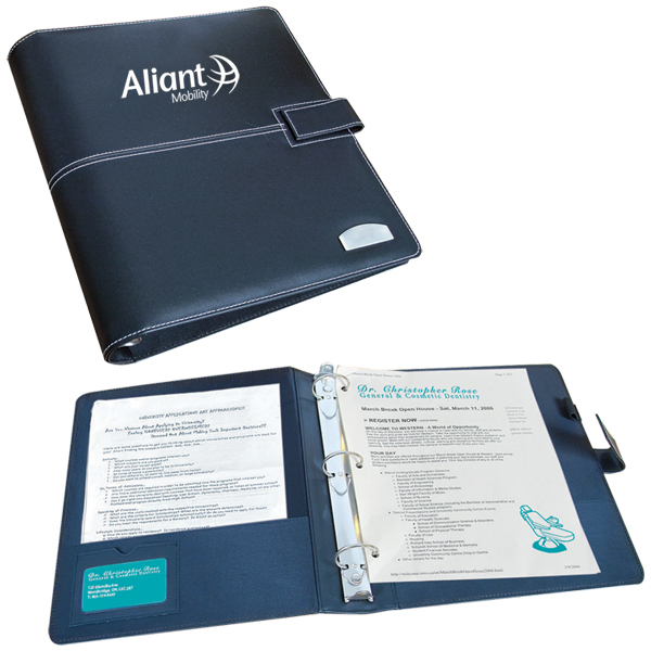 Presentation Folder, P3627, 1 Colour Imprint