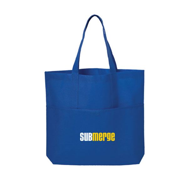 Non Woven Business Bag, NW8924, 1 Colour Imprint