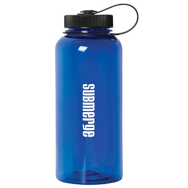 Aquamax 1100 Ml. (37 Oz.) Oversized Tritan Water Bottle, WB9118, 1 Colour Imprint