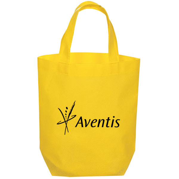 Mini Non Woven Tote, NW4680, 1 Colour Imprint