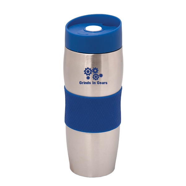 Colorado Fresh 400 Ml. (13.5 Fl. Oz.) Vacuum Travel Tumbler, WB6816, 1 Colour Imprint