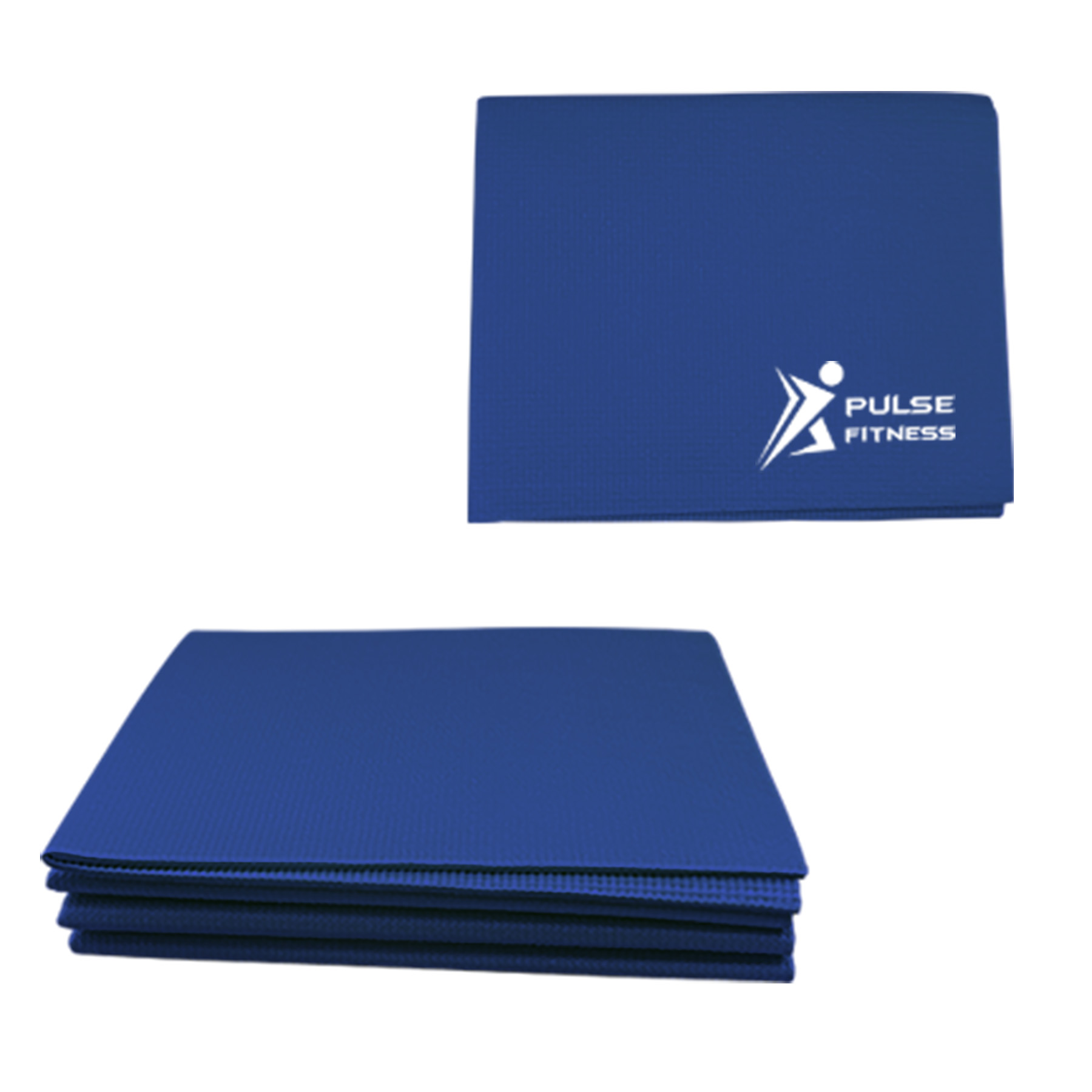 Lotus Bound Foldable Yoga Mat, YM8872, 1 Colour Imprint