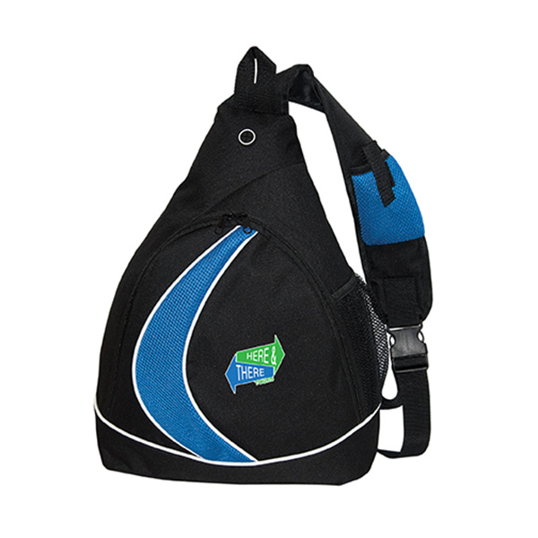 Majestic Sling Backpack, KN4951, 1 Colour Imprint
