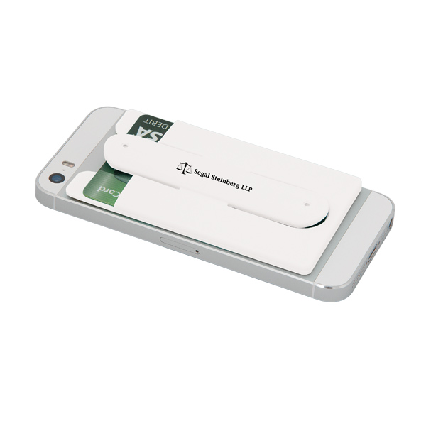 The Louvre Smart Wallet With Stand, SB8425, 1 Colour Imprint