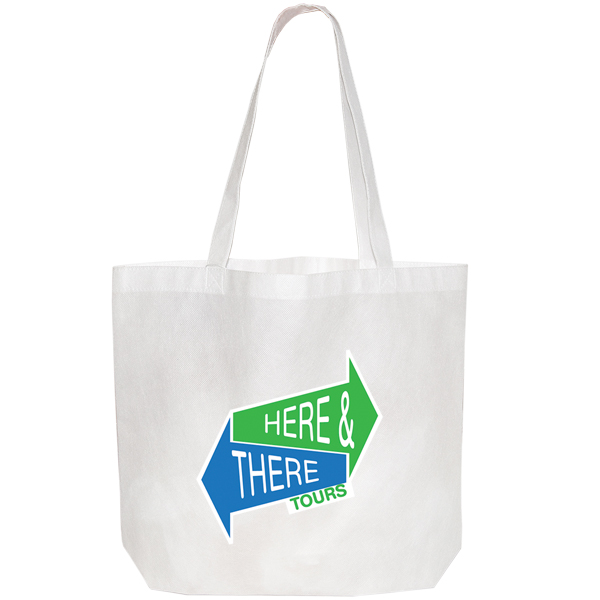 Non Woven Tote Bag, NW2950, 1 Colour Imprint