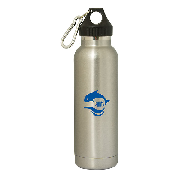 Skylark 500 Ml. (17 Fl. Oz.) Bottle With Vacuum Insulation, WB9282, 1 Colour Imprint
