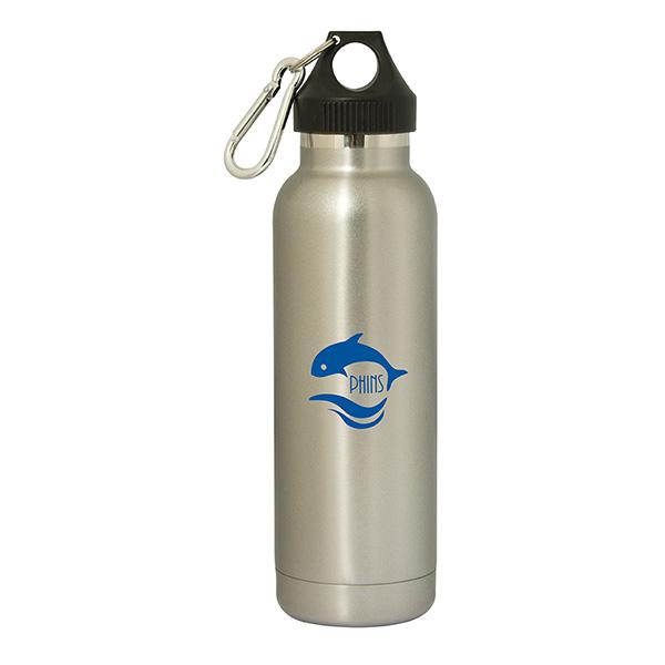 Skylark 500 Ml. (17 Oz.) Bottle With Vacuum Insulation, WB9282, 1 Colour Imprint