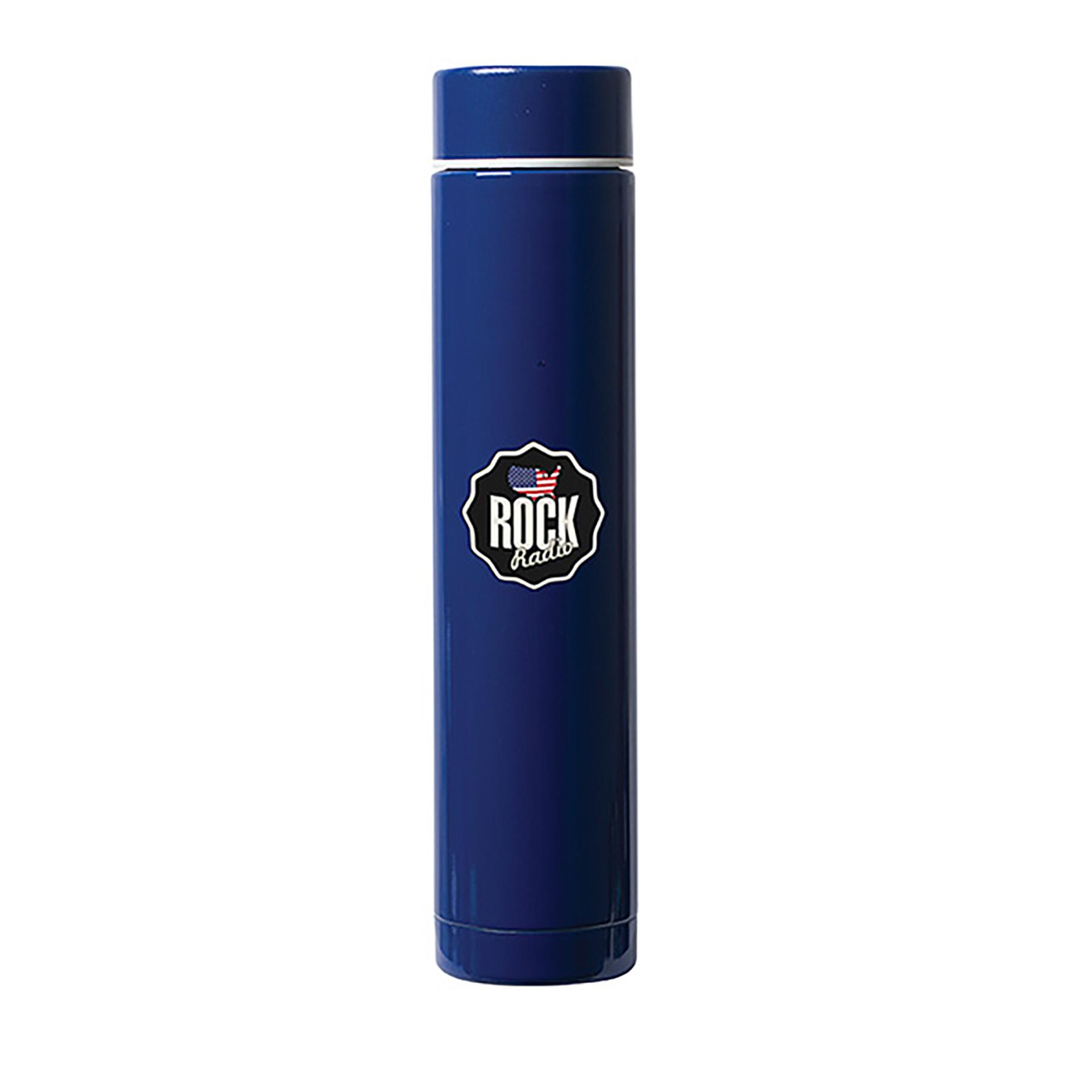 Skyrize 250 Ml. (8 Oz.) Mini Slim Bottle, WB9508, 1 Colour Imprint