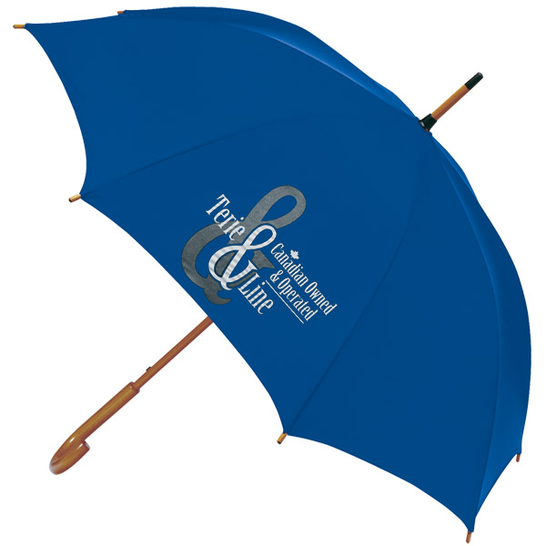 Executive Umbrella, UE110, 1 Colour Imprint
