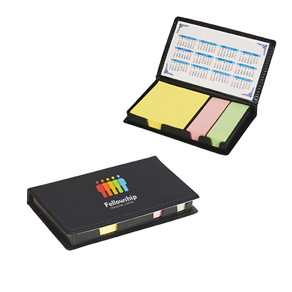 450 Sticky Note Organizer, DA4763, 1 Colour Imprint