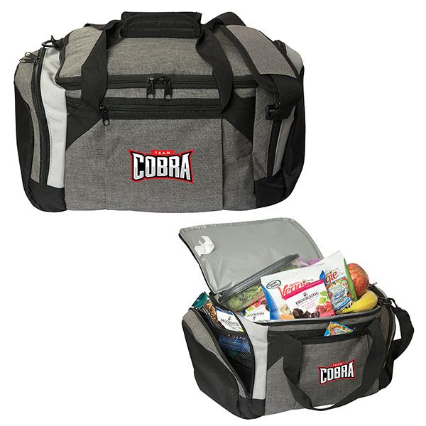 Savannah Trail Cooler Bag, CB9227, 1 Colour Imprint
