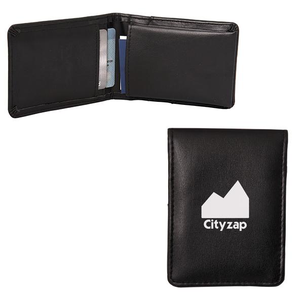 The Card Again Wallet, SL6412, 1 Colour Imprint