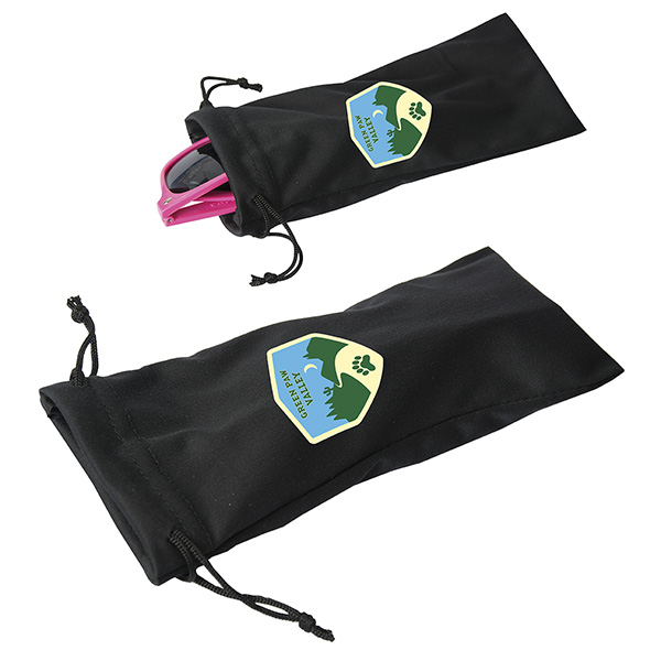 Sandy Banks Microfiber Pouch For Sunglasses, SG9016, 1 Colour Imprint