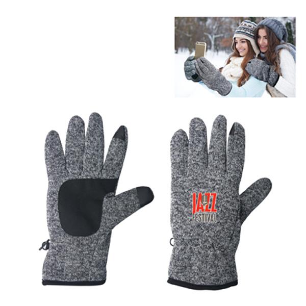 Jazzhander Touch Screen Gloves, CU8984, 1 Colour Imprint