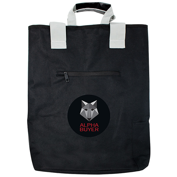 Slater Tote, OR1291, 1 Colour Imprint
