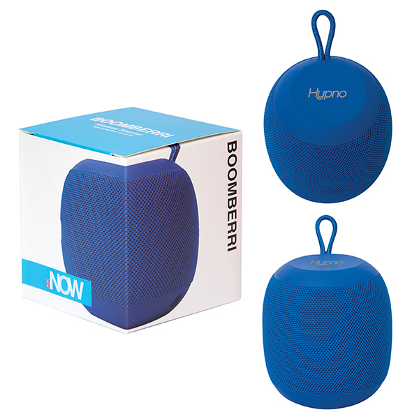 Boomberri Wireless Speaker, CU9651, 1 Colour Imprint