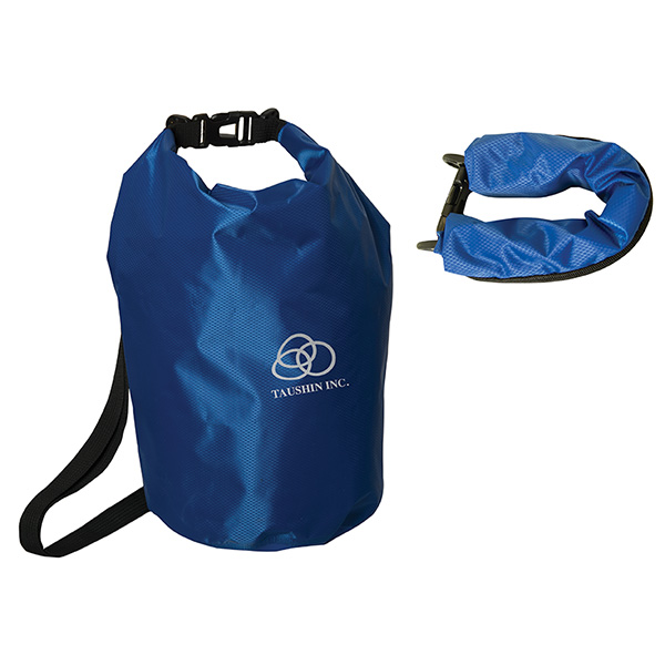 Voyageur 5 Liter Wet/Dry Bag, TG9111, 1 Colour Imprint