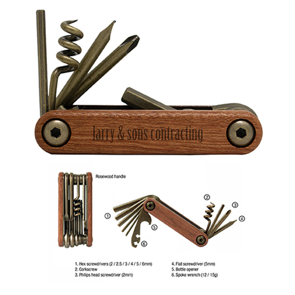 Finley Mill Multi-Tool, OR1451, Laser Engraving