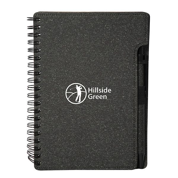 Diab Spiral Journal, CA9334, 1 Colour Imprint