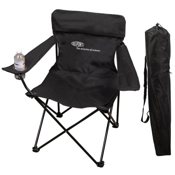 Folding Chair In A Bag, B4394, 1 Colour Imprint
