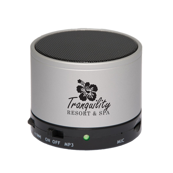 Rosehill Philharmonic Mini Wireless Speaker, CU8923, 1 Colour Imprint