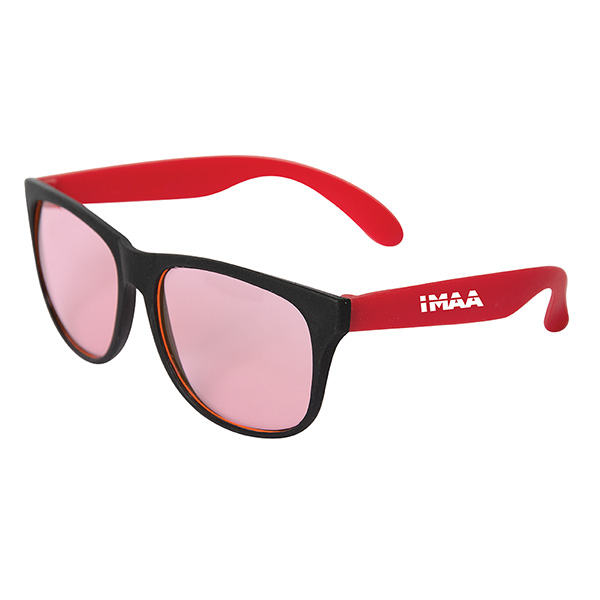 Franca Sunglasses With Tinted Lenses, SG9154, 1 Colour Imprint