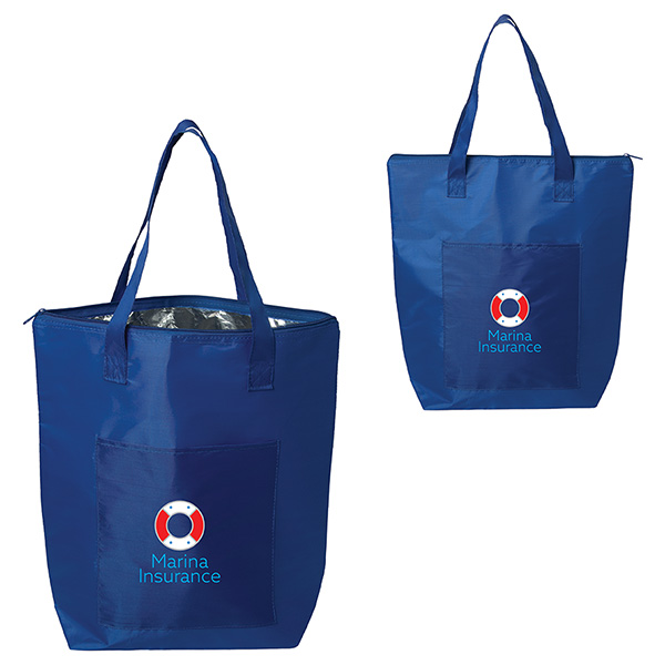 Chilika Insulated Cooler Tote, CB9389, 1 Colour Imprint