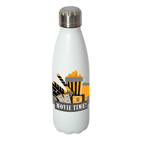 Rockit Force 500 Ml. (17 Fl. Oz.) Bottle, WB3030, 1 Colour Imprint