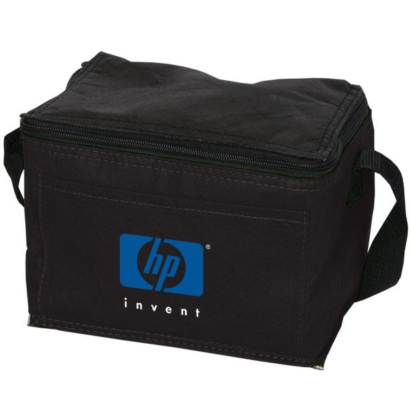 Non Woven Cooler/Lunch Bag, NW6915, 1 Colour Imprint