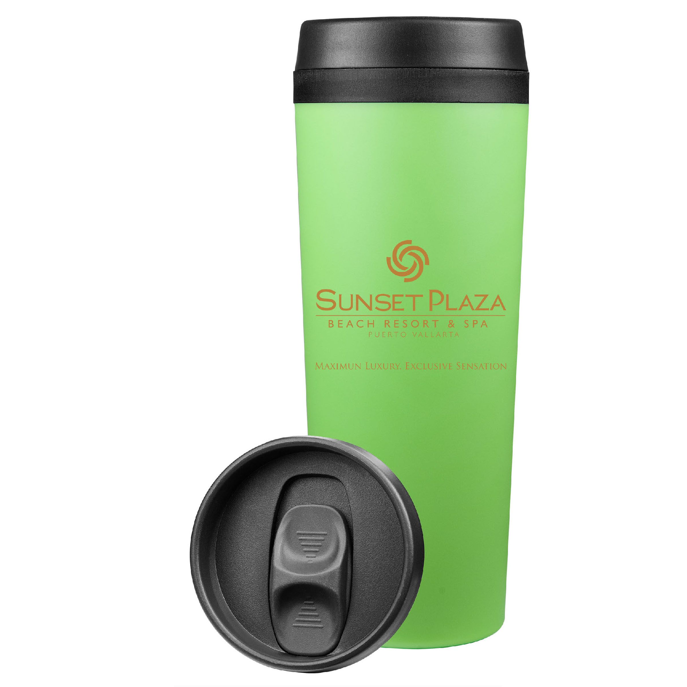 16 Oz. Pinnacle Tumbler, 338-K, One Colour Imprint