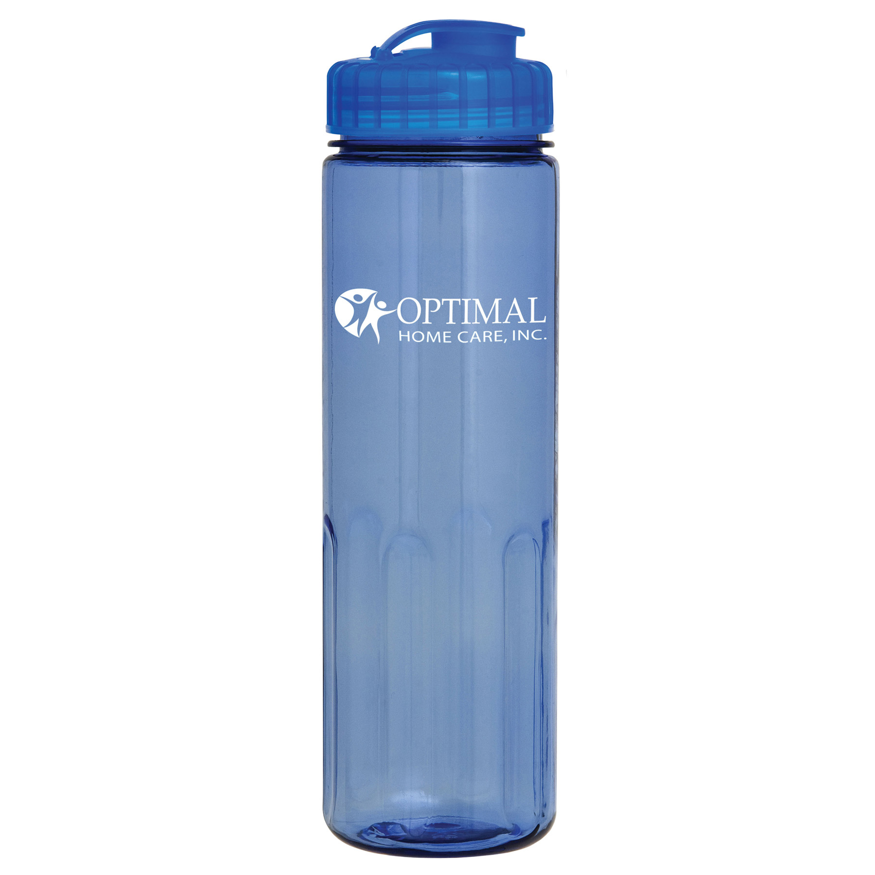 24 Oz. Prestige Bottle (Flip Top Lid), 394-K, One Colour Imprint