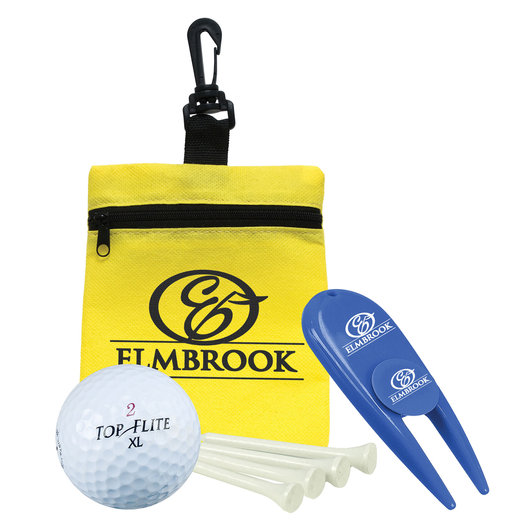 Golf-in-a-Bag Gift Set, 662-K, One Colour Imprint