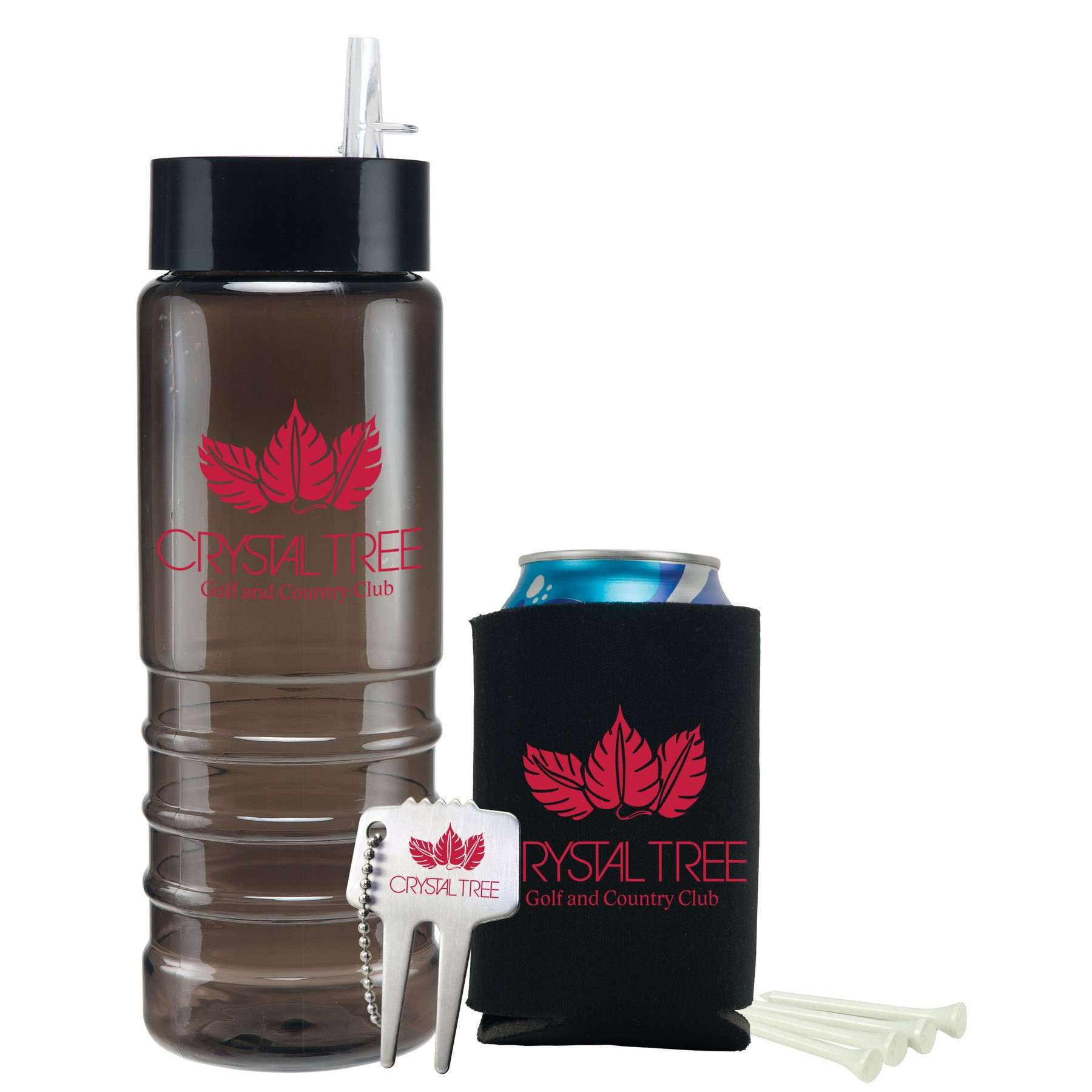 Ridgeline Bottle Gift Set, 0705P-K, One Colour Imprint