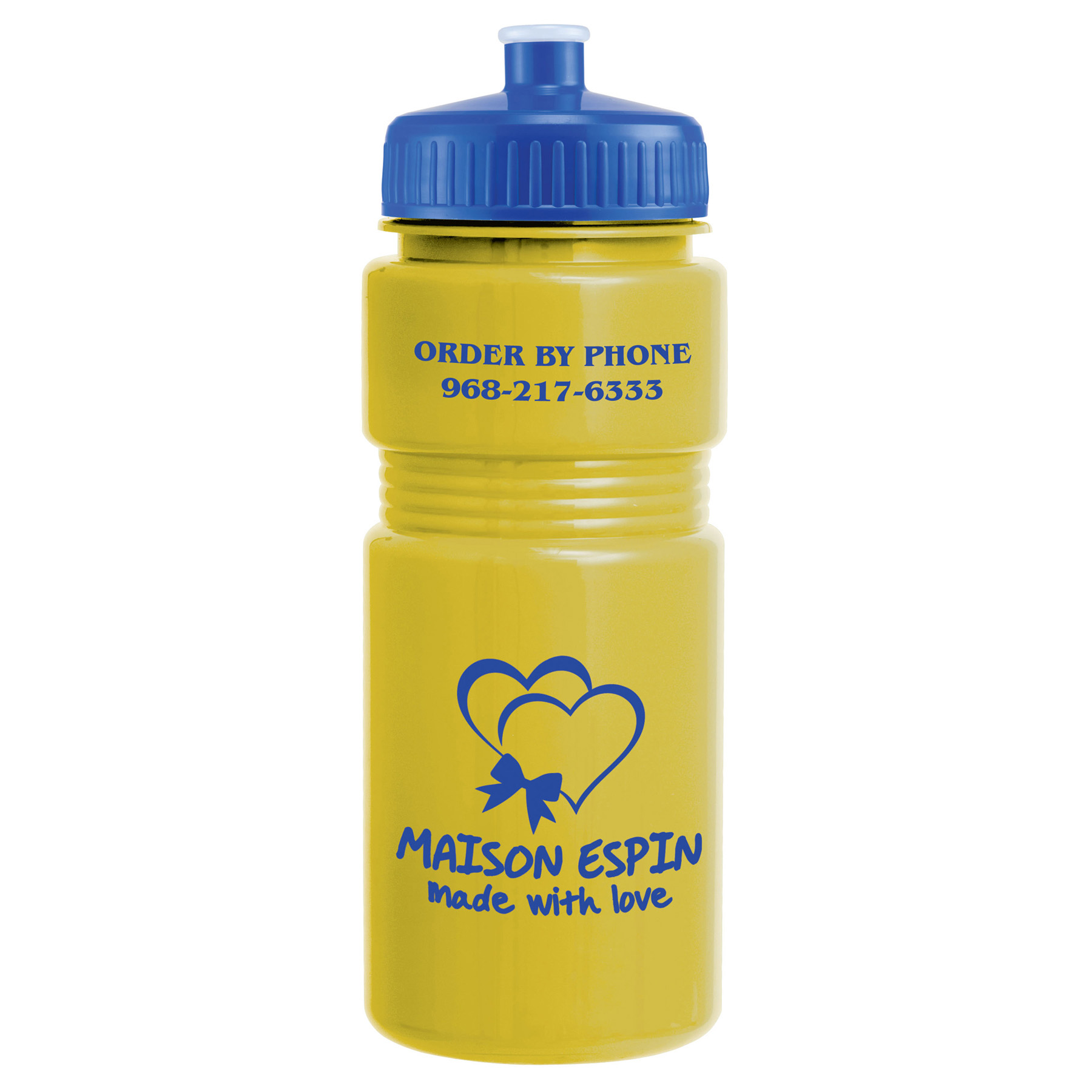 20 Oz. Recreation Bottle w/ Push Pull Lid - Solid Colors, 377-K, One Colour Imprint