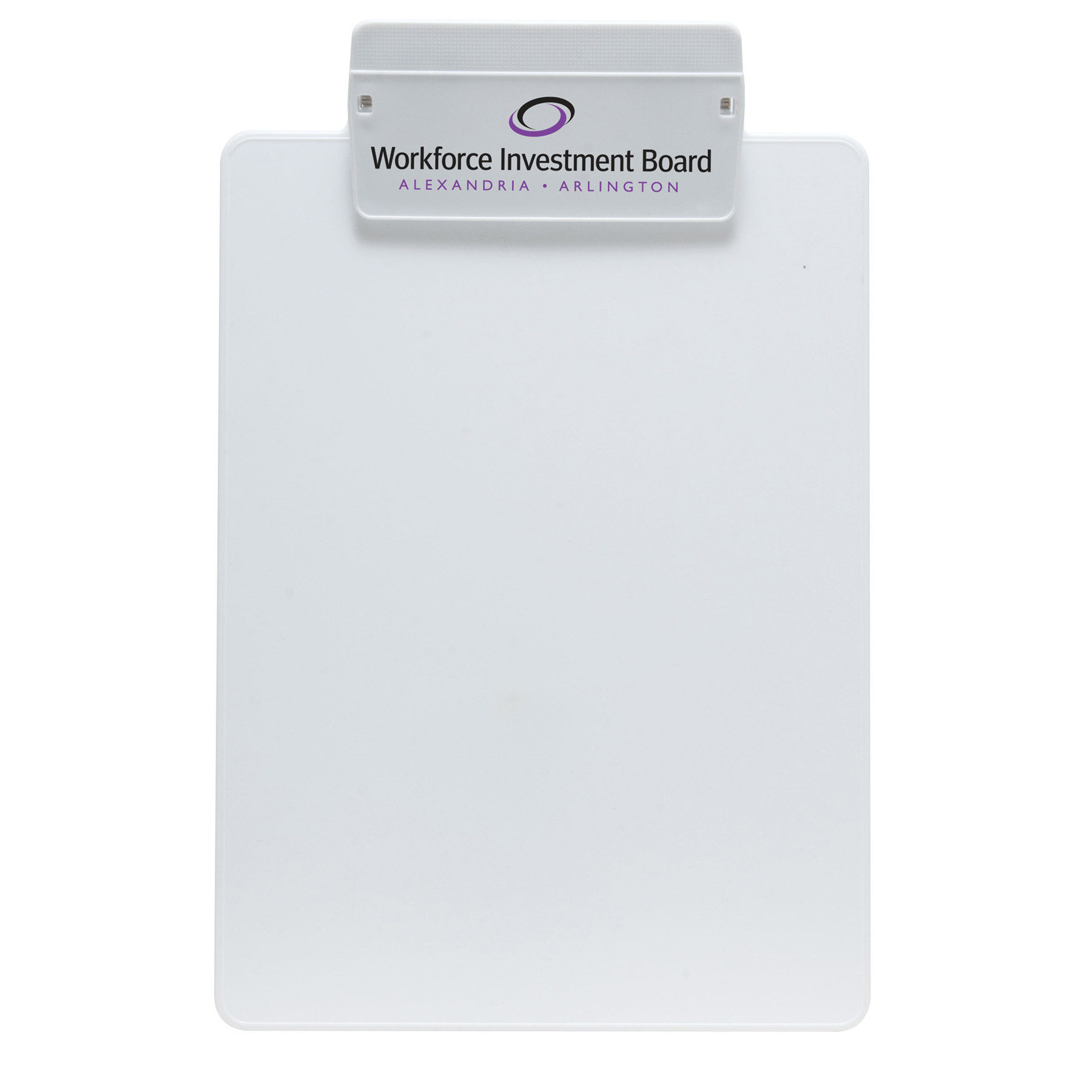 Letter Size Clipboard, 209-K, One Colour Imprint