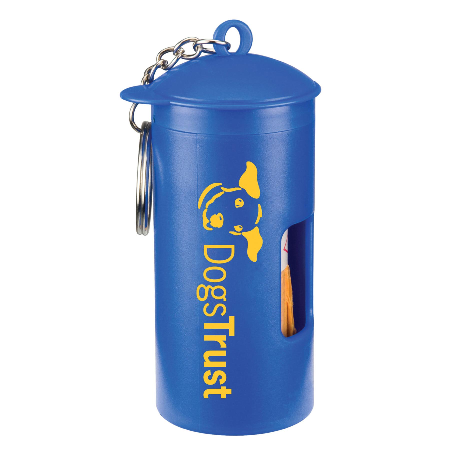 Pick It Up Pet Bag Dispenser, 905-K, One Colour Imprint