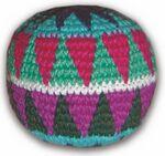 Crocheted Footbag