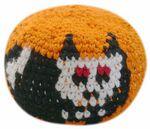 Guatemalan Crocheted Footbag/Custom