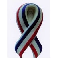 American Flag Ribbon Miscellaneous Series Stress Reliever