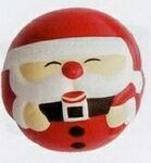 Custom Santa Claus Ball Miscellaneous Series Stress Toys