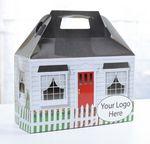 Custom White House Candy Box