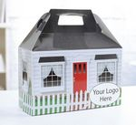 Custom White House Cookie Box