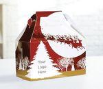 Custom Christmas Night Candy Box