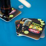 Custom Drink Coaster - Square